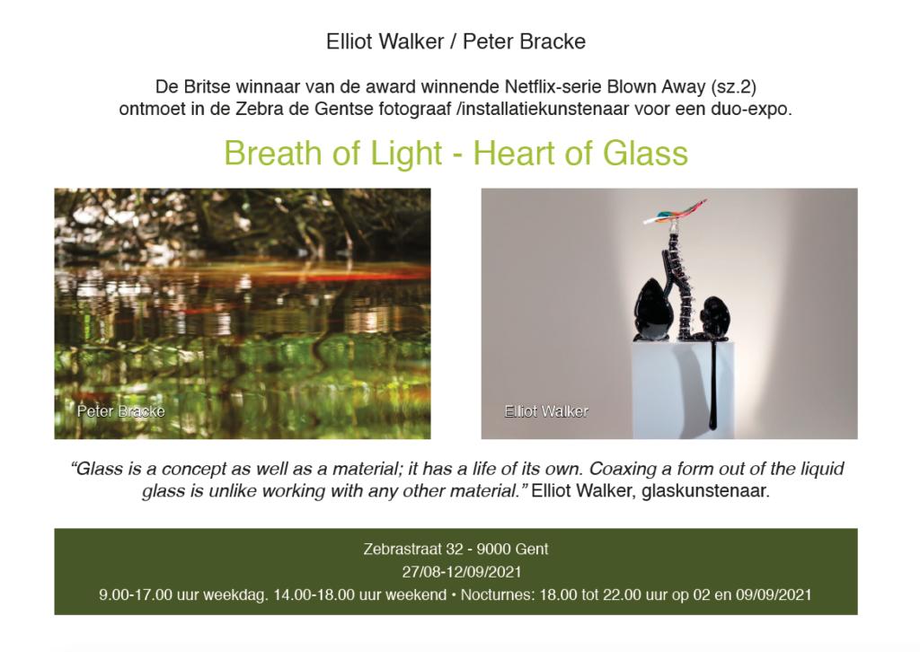 Elliot Walker / Peter Bracke
